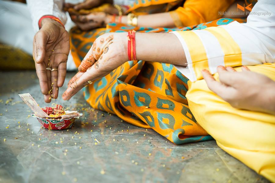 Special Wedding Rituals by Nikhil Kumar Wedding-photography | Weddings Photos & Ideas