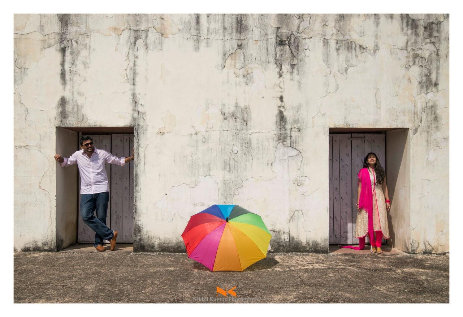 Rainbow Spectrum Of Love by Nikhil Kumar Wedding-photography | Weddings Photos & Ideas