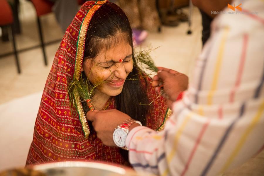 Bridal Haldi Ceremony by Nikhil Kumar Wedding-photography | Weddings Photos & Ideas