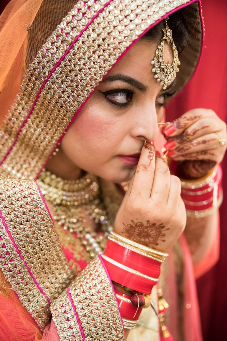 Bridal Makeup With Winked Eyeliner by Nikhil Kumar Bridal-makeup Bridal-jewellery-and-accessories | Weddings Photos & Ideas