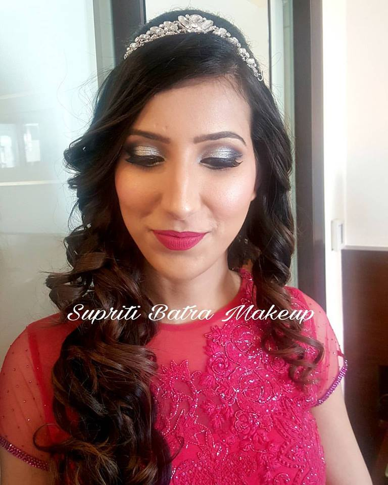 Elegant Make-up Look by Supriti Batra Wedding-photography | Weddings Photos & Ideas