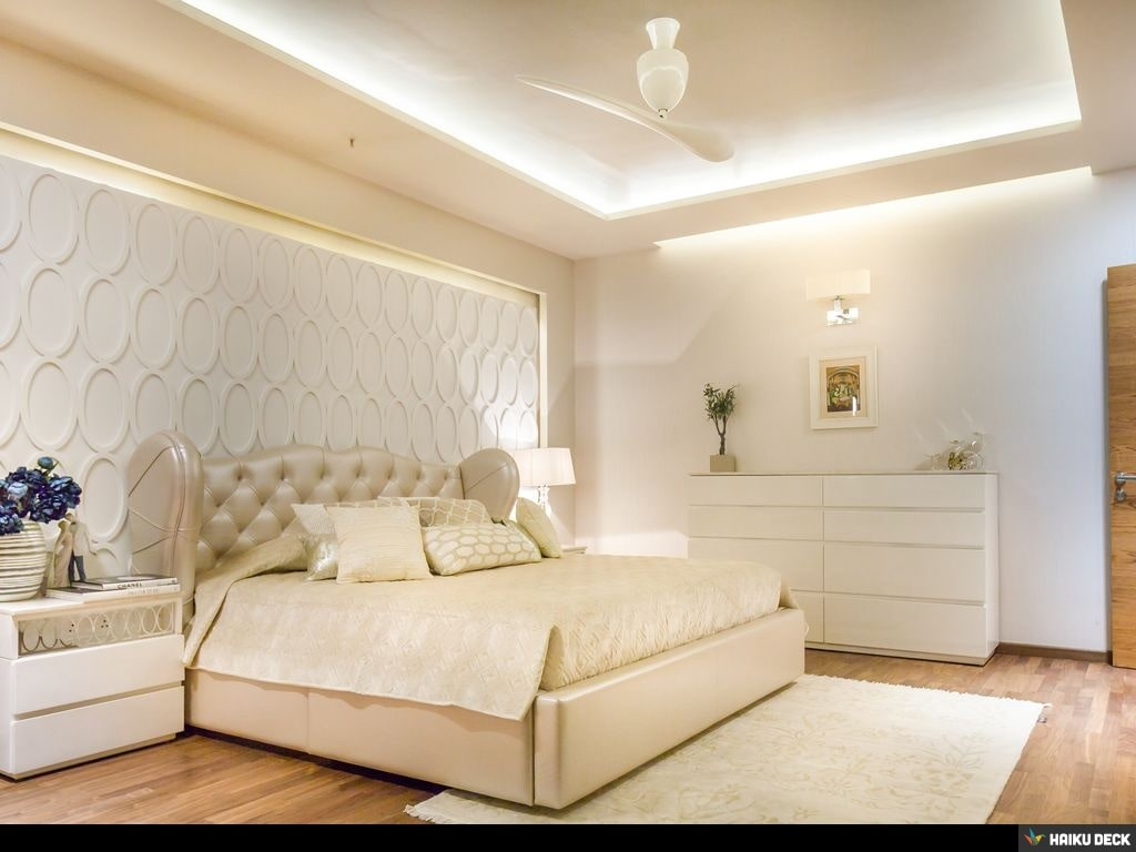 Bedroom With Classic Contemporary Touch by Vijay Kapur Bedroom Contemporary | Interior Design Photos & Ideas