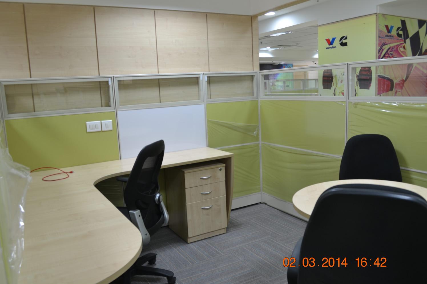Formal Office Desk by Vijay Kapur Designs Modern   Interior Design Photos & Ideas