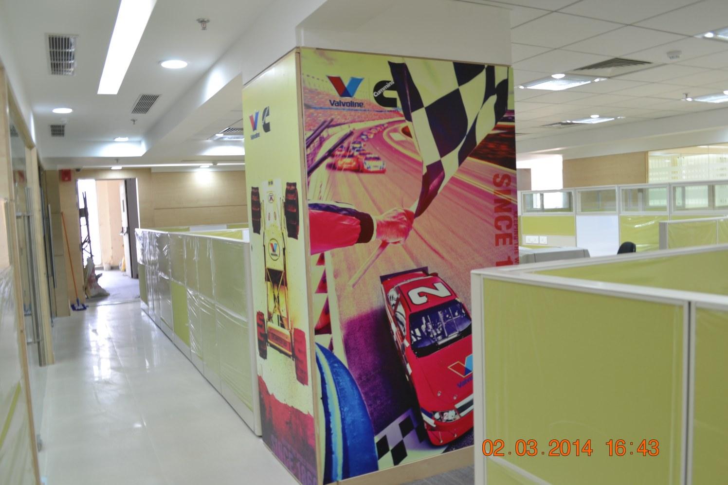 Formal Office Floor by Vijay Kapur Designs Modern   Interior Design Photos & Ideas