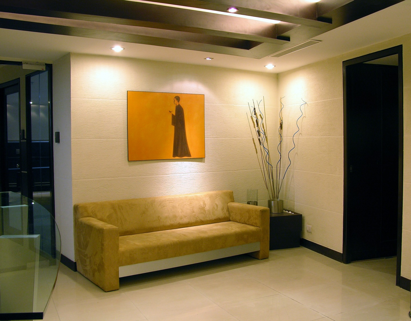 Modern Waiting Area by Vijay Kapur Designs Contemporary | Interior Design Photos & Ideas