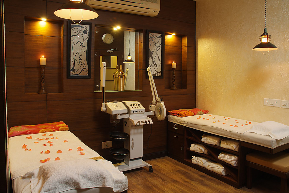 Contemporary Spa Room by Vijay Kapur Designs Contemporary   Interior Design Photos & Ideas