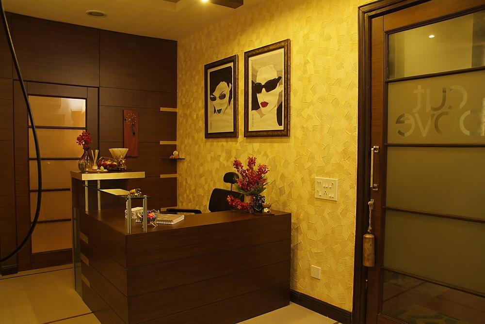 The Salon Reception by Vijay Kapur Designs Contemporary | Interior Design Photos & Ideas
