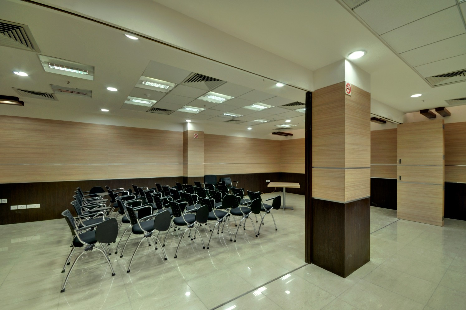 Formal Conference Hall by Vijay Kapur Designs Modern | Interior Design Photos & Ideas
