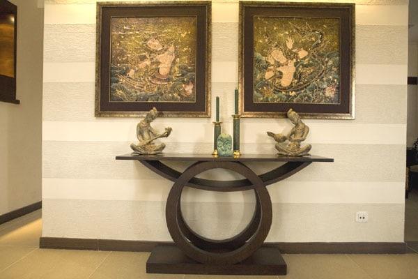Classic Display Unit by Vijay Kapur Living-room Contemporary | Interior Design Photos & Ideas