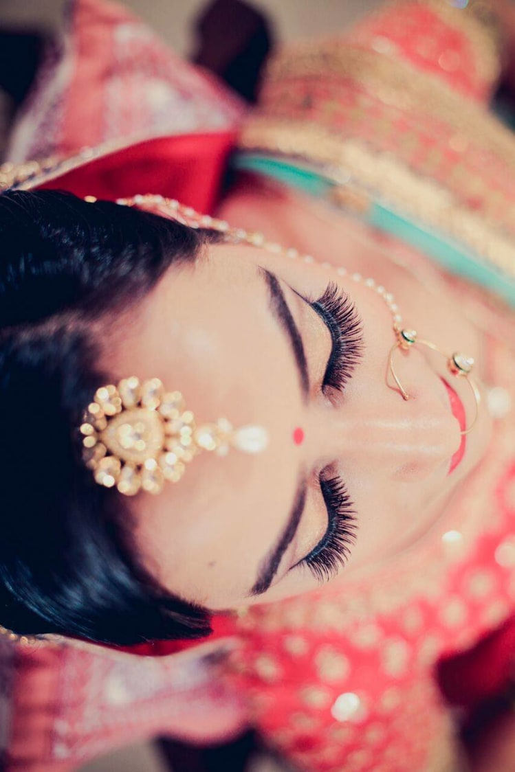 Natural radiance by Shruti Sharma Bridal-makeup | Weddings Photos & Ideas