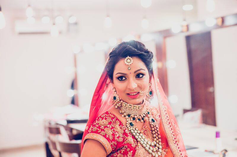 Stunning accessories by Shruti Sharma Bridal-makeup | Weddings Photos & Ideas