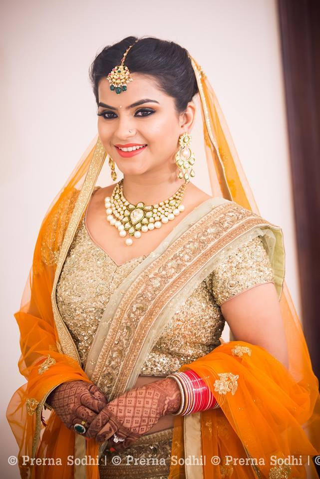 Ethereal beauty by Shruti Sharma Bridal-makeup | Weddings Photos & Ideas
