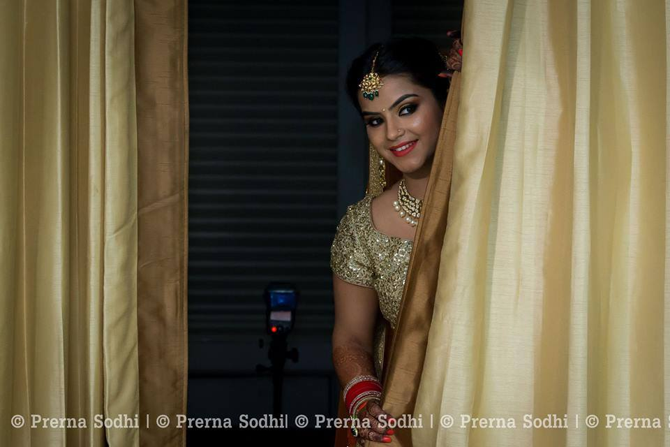 Highlighted eyes by Shruti Sharma Wedding-photography | Weddings Photos & Ideas