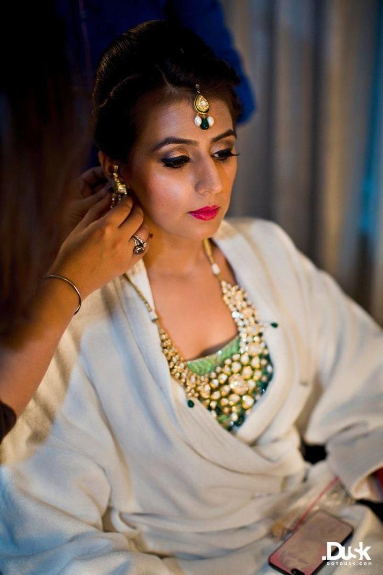 Bronze perfection by Shruti Sharma Bridal-makeup | Weddings Photos & Ideas