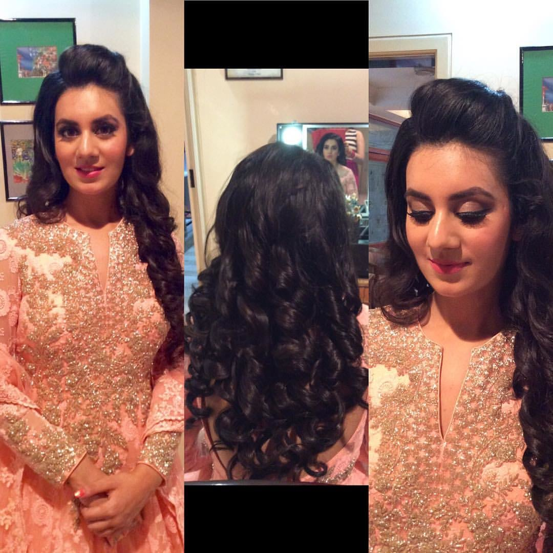 The curly look-book by Sakshi Sagar Bridal-makeup | Weddings Photos & Ideas