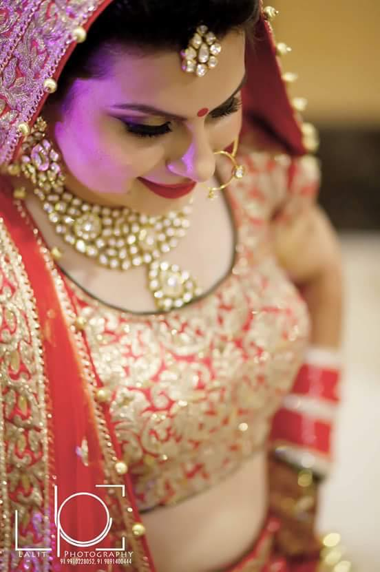 Candid Shot by Sakshi Sagar Bridal-makeup | Weddings Photos & Ideas