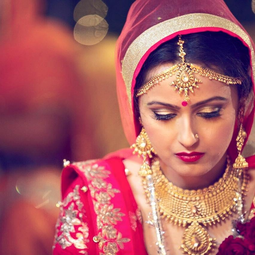 Ethereal glow by Shikha K Chandra Bridal-makeup | Weddings Photos & Ideas