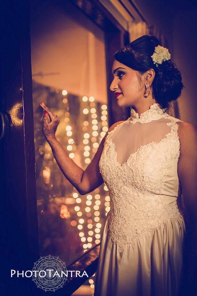 Serene western look by Bobby Chopra Bridal-makeup | Weddings Photos & Ideas
