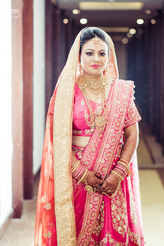 Beautiful wedding attire by Captured Memories Wedding-photography | Weddings Photos & Ideas
