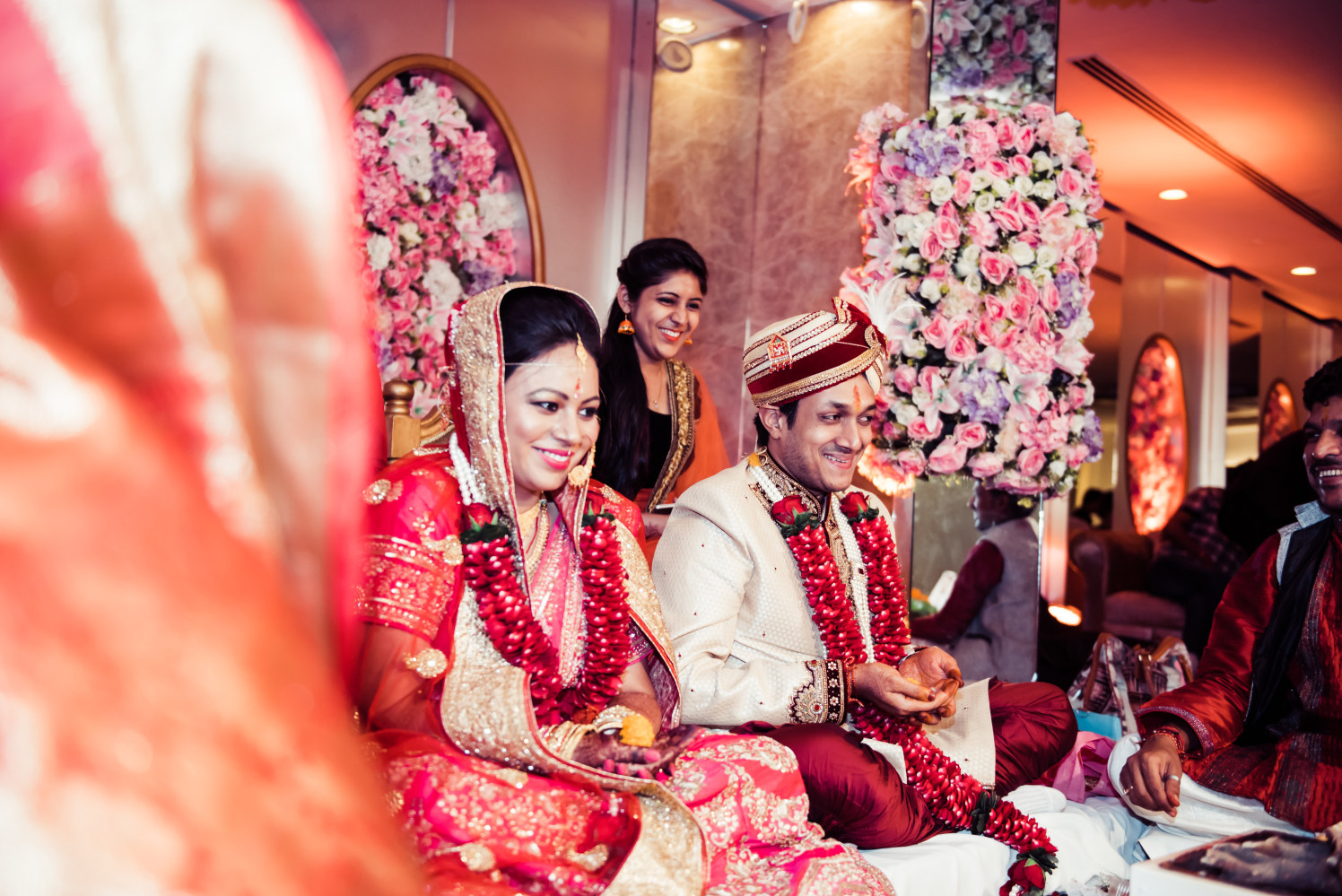 Delighted to be together by Captured Memories Wedding-photography | Weddings Photos & Ideas