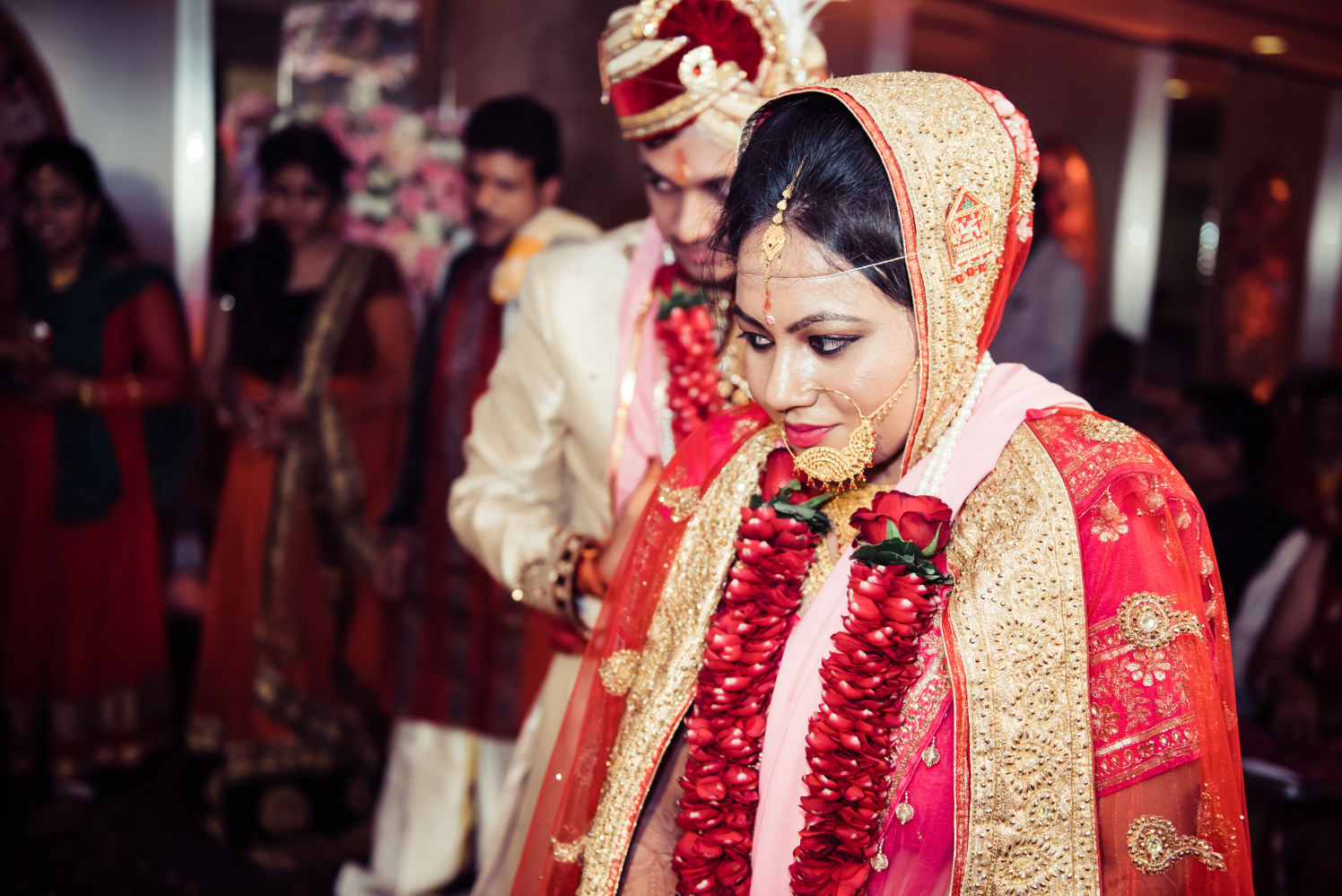 The gorgeous bride by Captured Memories Wedding-photography | Weddings Photos & Ideas
