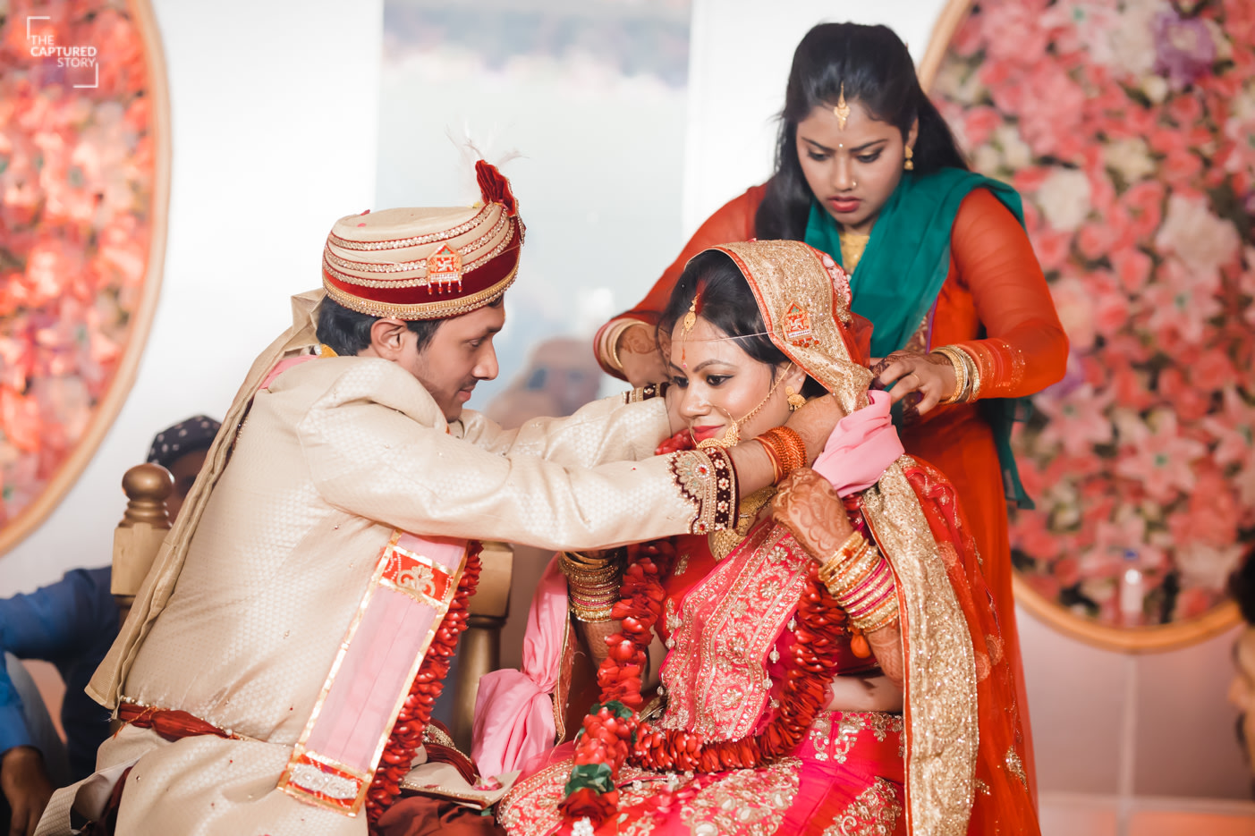 Wedding day ceremonies by Captured Memories Wedding-photography | Weddings Photos & Ideas