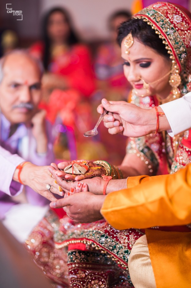The wedding rituals by Captured Memories Wedding-photography | Weddings Photos & Ideas