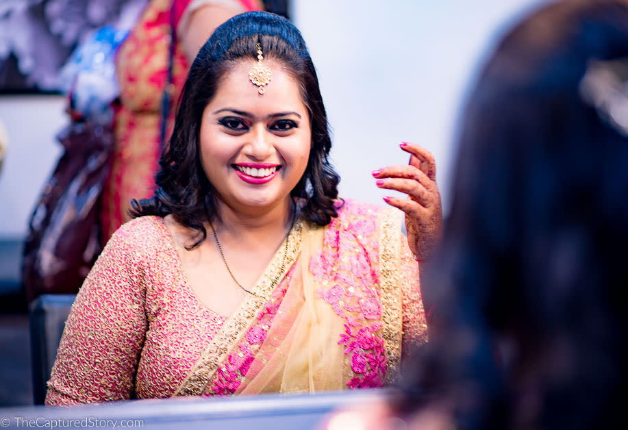 Most beautiful reflection by Captured Memories Wedding-photography | Weddings Photos & Ideas