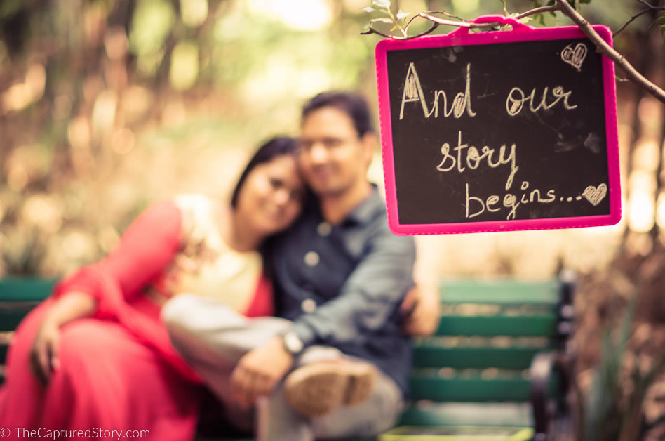 And their story begins by Captured Memories Wedding-photography | Weddings Photos & Ideas
