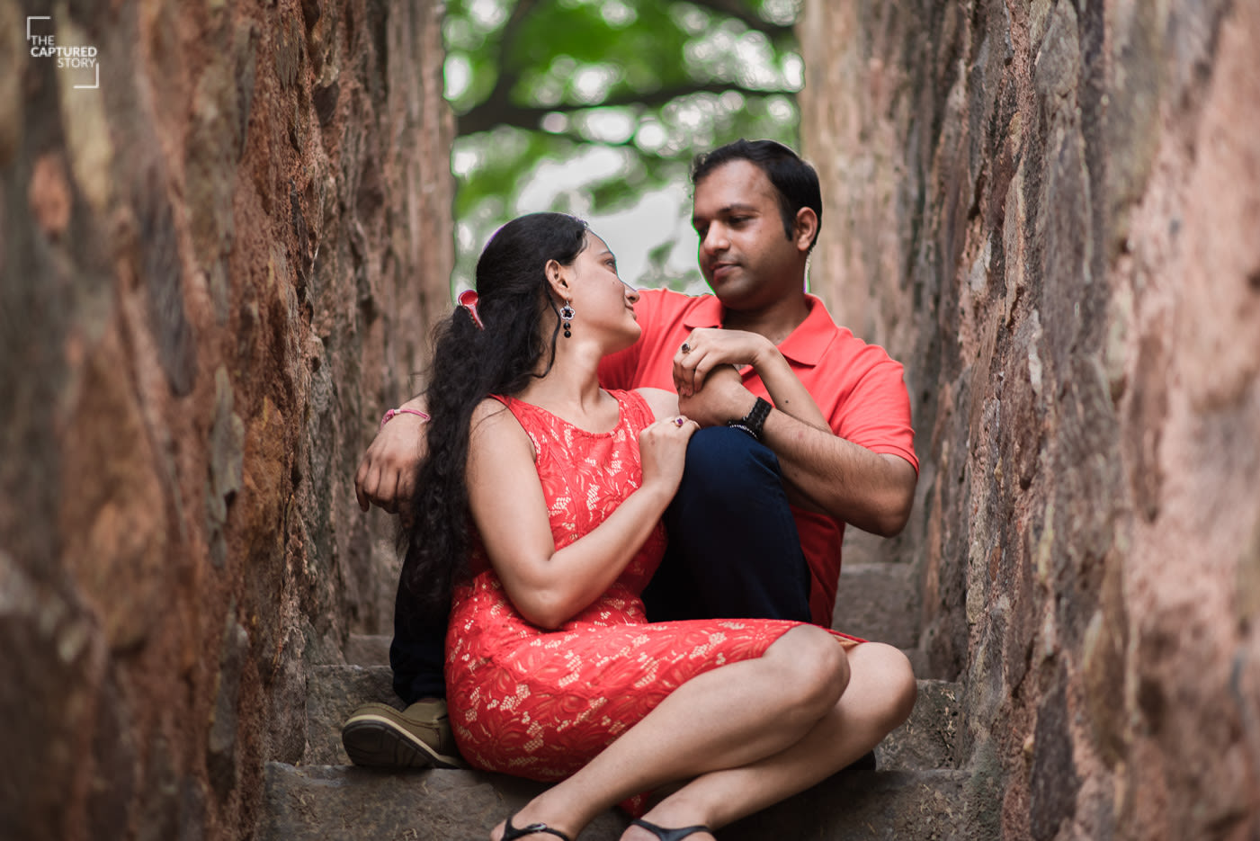 Pre wedding moments by Captured Memories Wedding-photography | Weddings Photos & Ideas