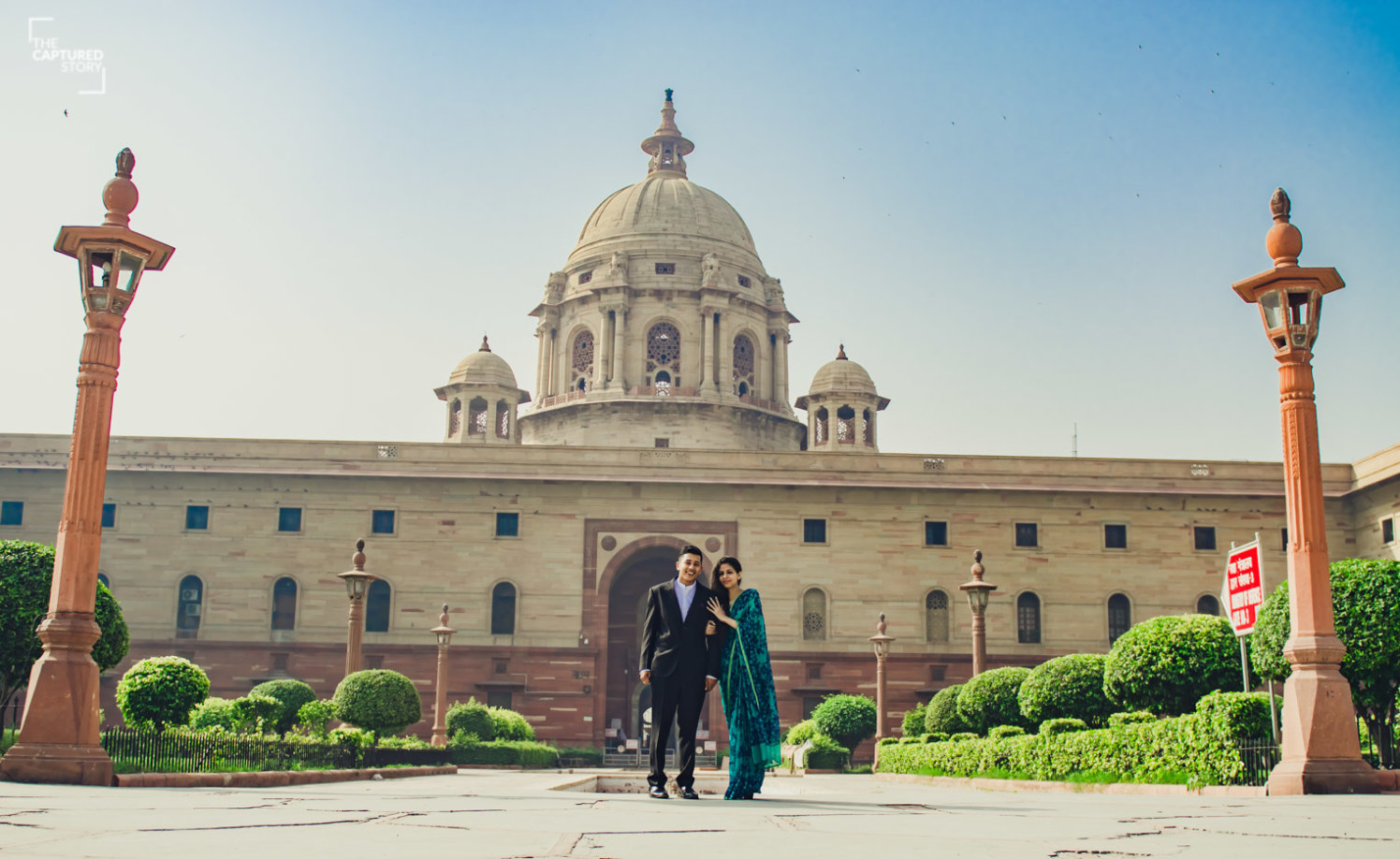 The lovely couple by Captured Memories Wedding-photography   Weddings Photos & Ideas