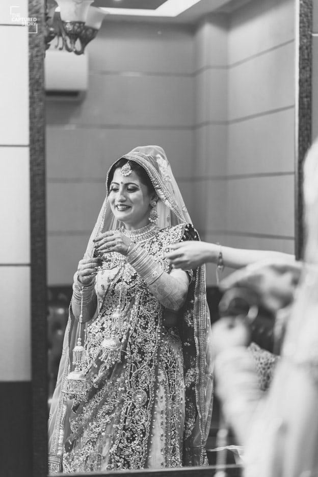 Her happiness can't be contained! by Captured Memories Wedding-photography | Weddings Photos & Ideas