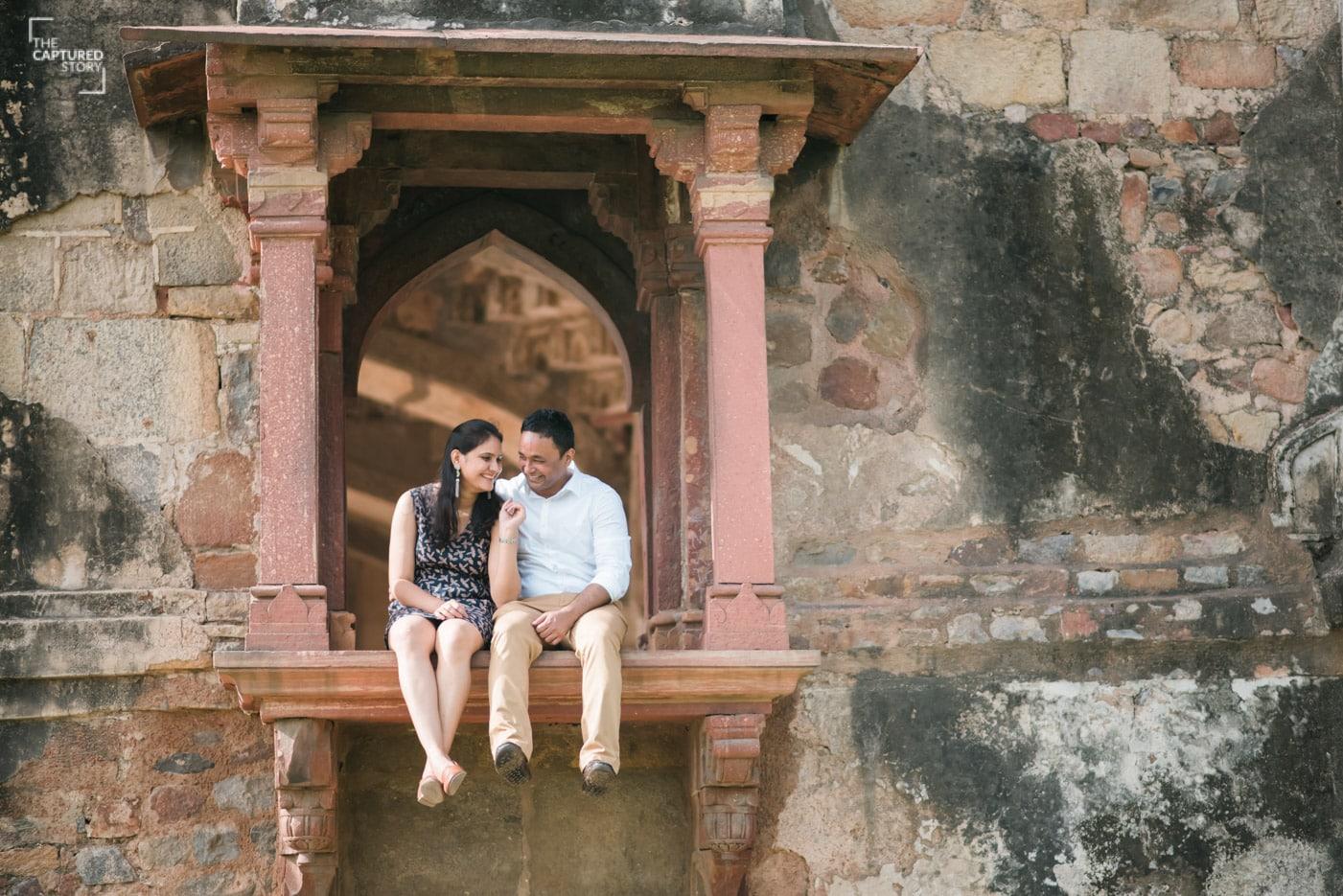 Those endless talks! by Captured Memories Wedding-photography | Weddings Photos & Ideas