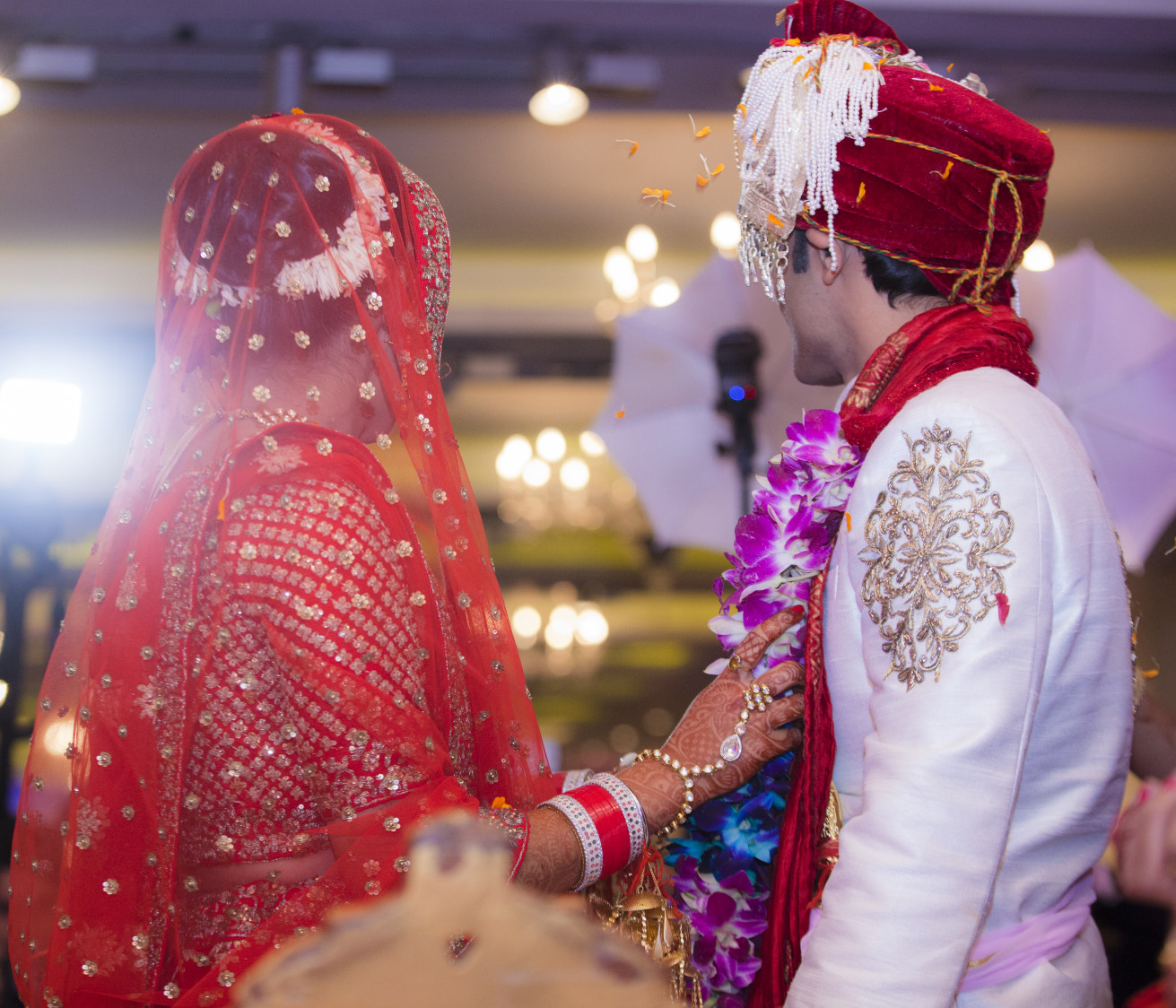 Starting their new lives together by Arpit Gulati Wedding-photography | Weddings Photos & Ideas