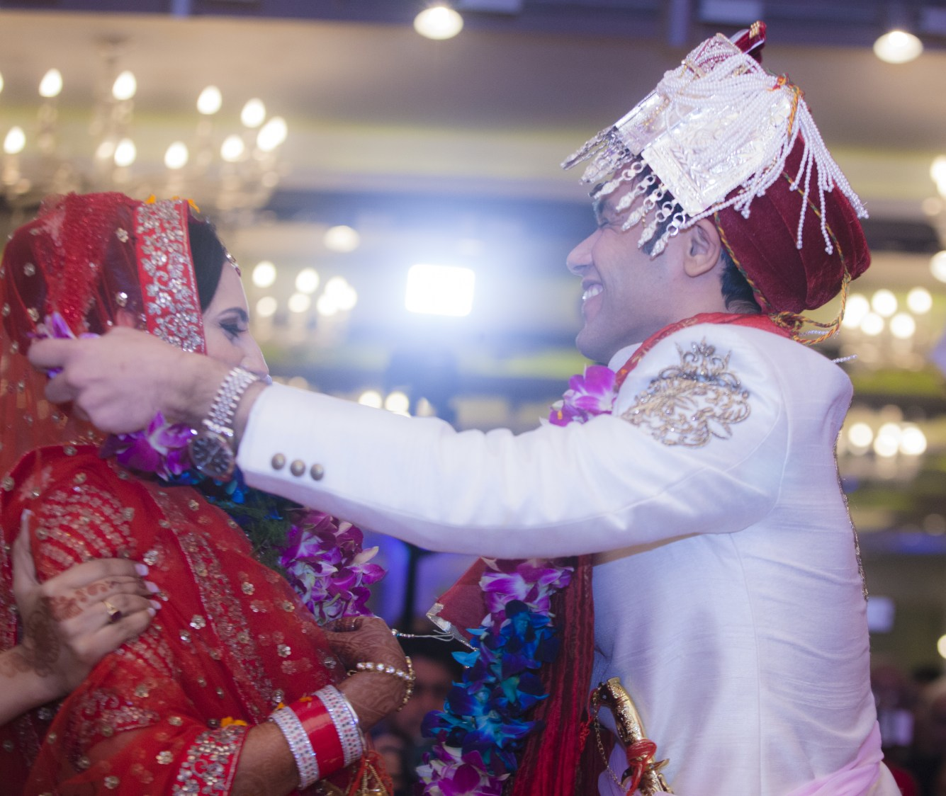 Jaimala Ceremony by Arpit Gulati Wedding-photography | Weddings Photos & Ideas