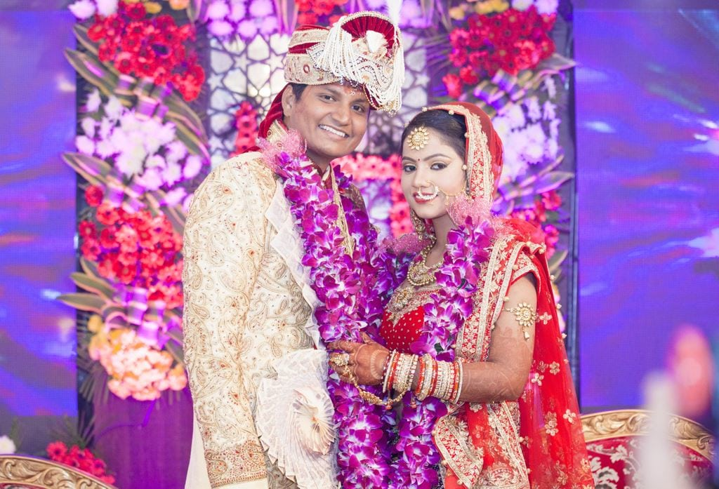 Hitched  Together In An Eternal Bond by Arpit Gulati Wedding-photography Bridal-jewellery-and-accessories Groom-wear-and-accessories   Weddings Photos & Ideas