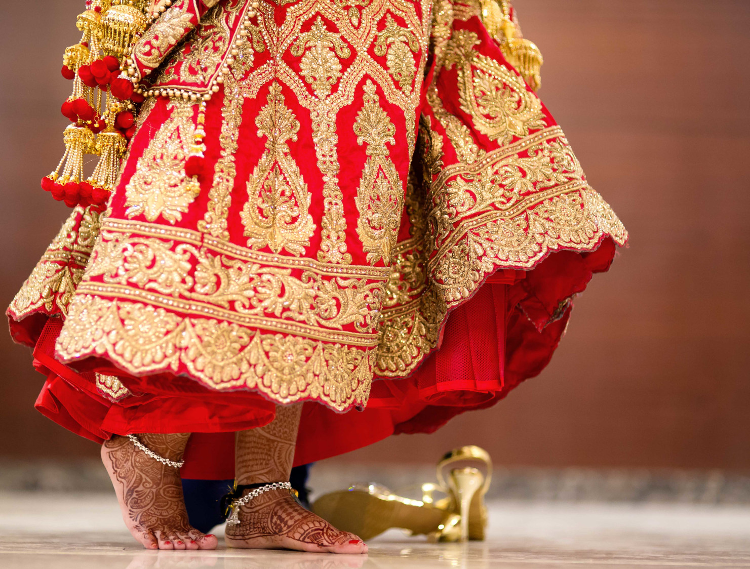 Bridal lehenga and henna! by Soul of Eye Photography Wedding-photography | Weddings Photos & Ideas