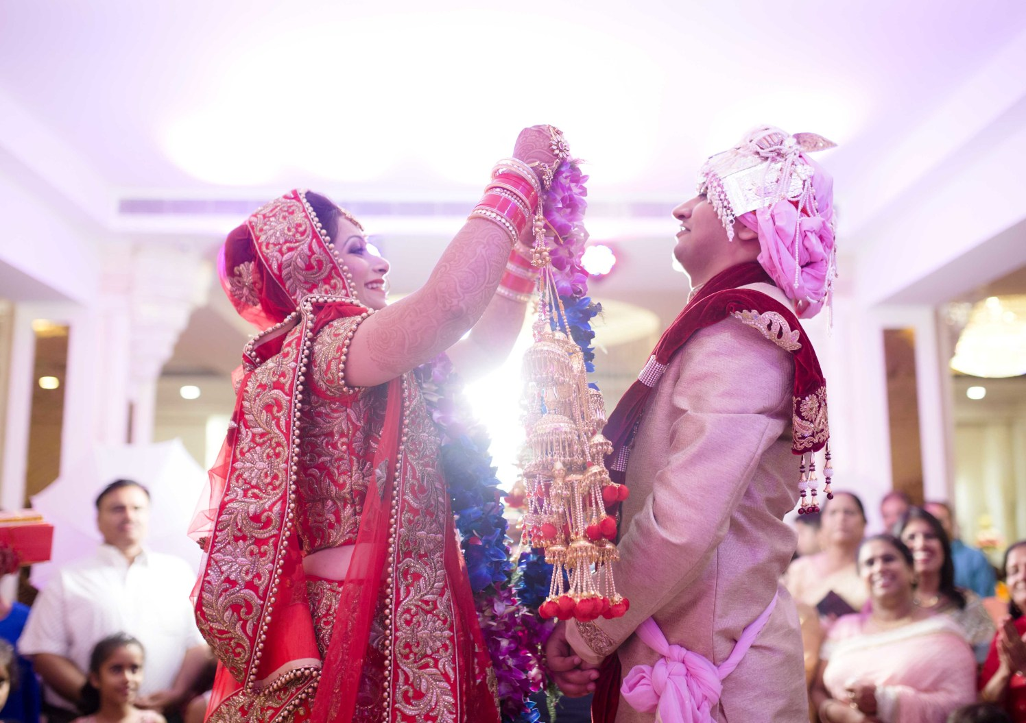 Jaimala ceremony by Soul of Eye Photography Wedding-photography | Weddings Photos & Ideas