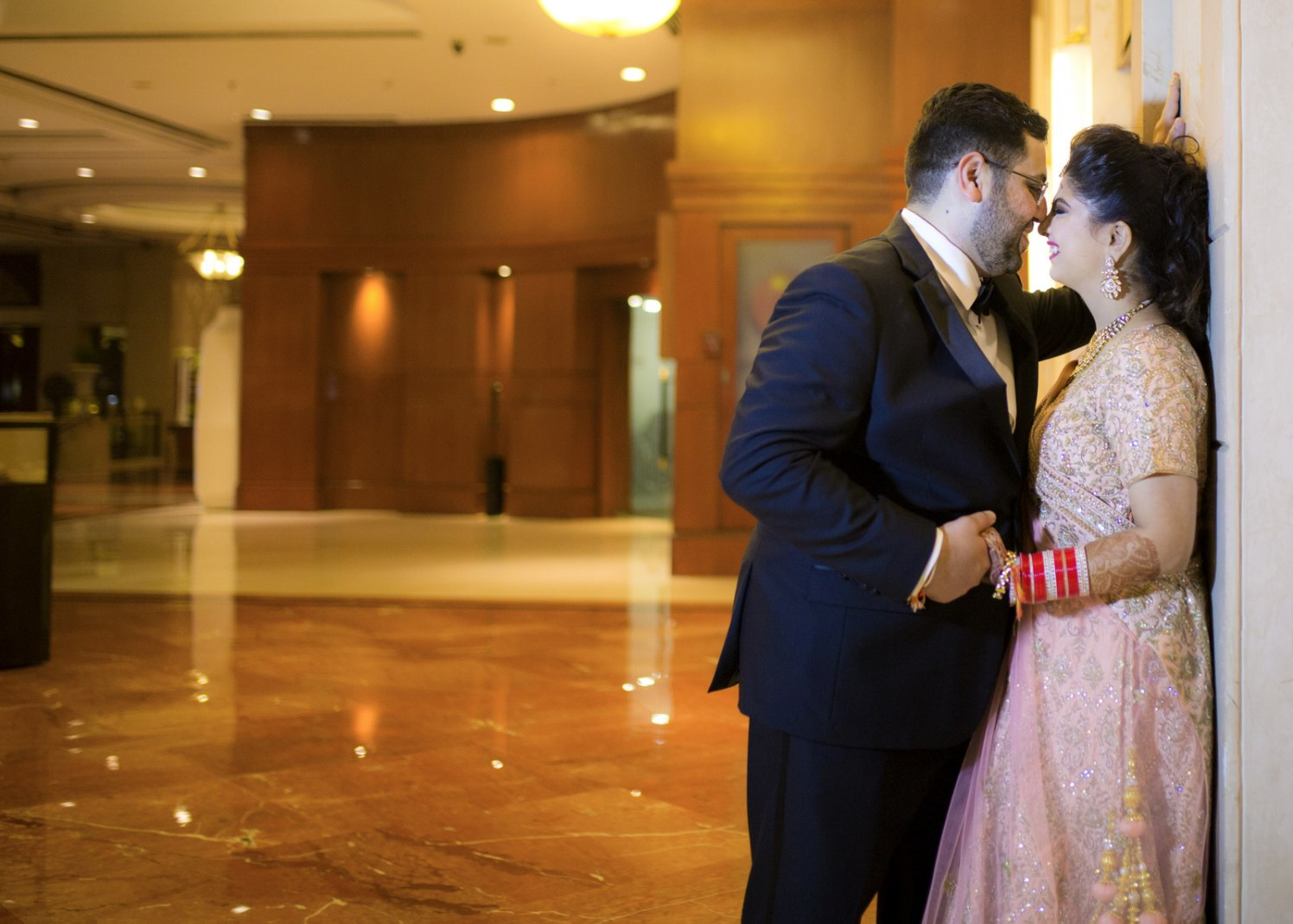 Candid Moments At Wedding Reception by Arpit Gulati Wedding-photography | Weddings Photos & Ideas