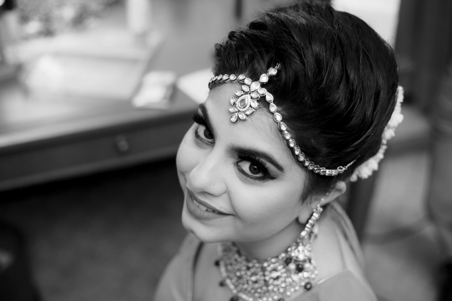 Ravishing Bride Smiling On Her Big Day by Arpit Gulati Wedding-photography | Weddings Photos & Ideas