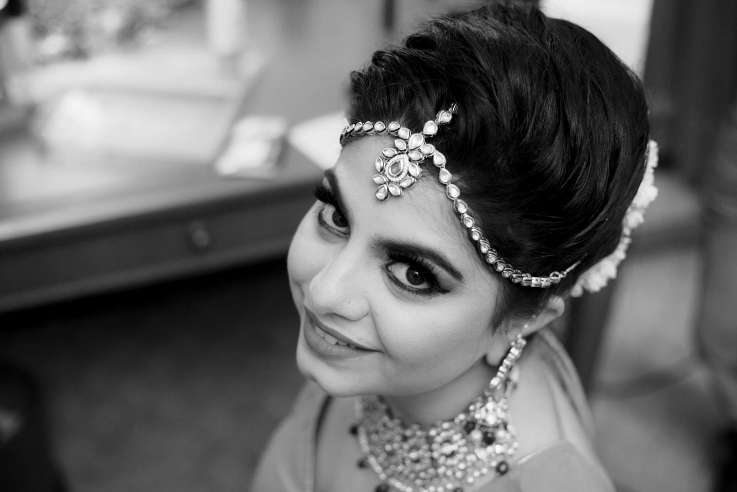 Ravishing Bride Smiling On Her Big Day by Arpit Gulati Wedding-photography | Weddings Photos & Ideas