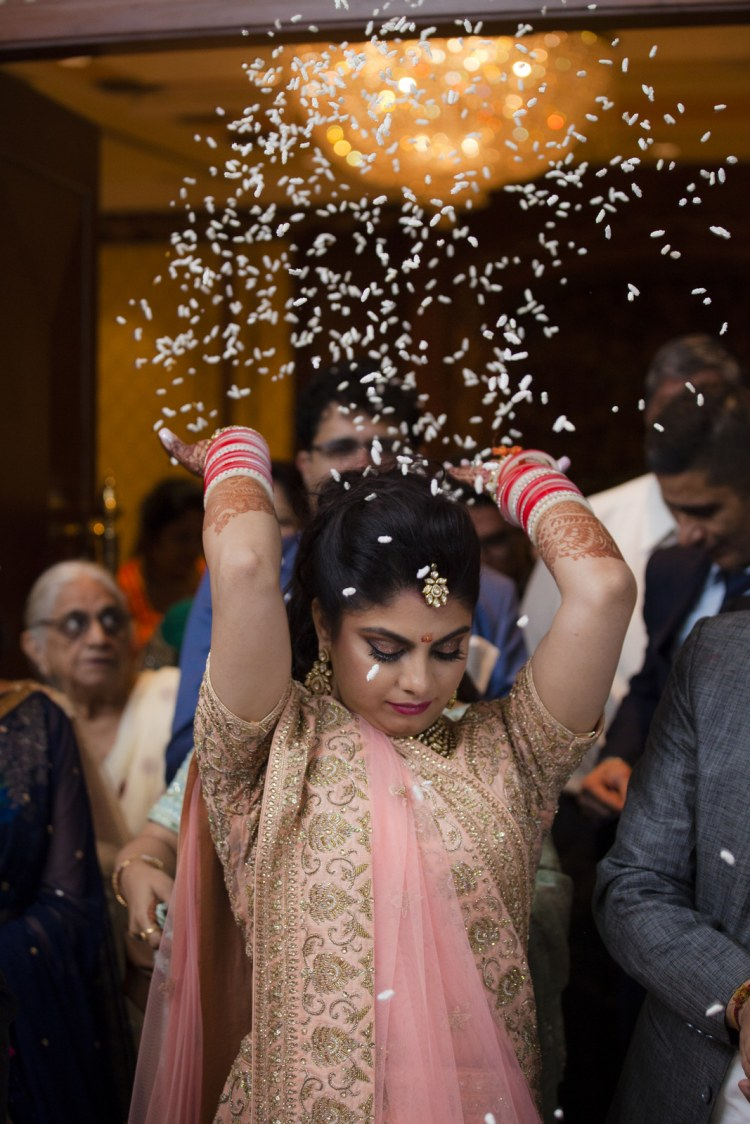 The Gorgeous Bride's Vidaai Shot by Arpit Gulati Wedding-photography | Weddings Photos & Ideas