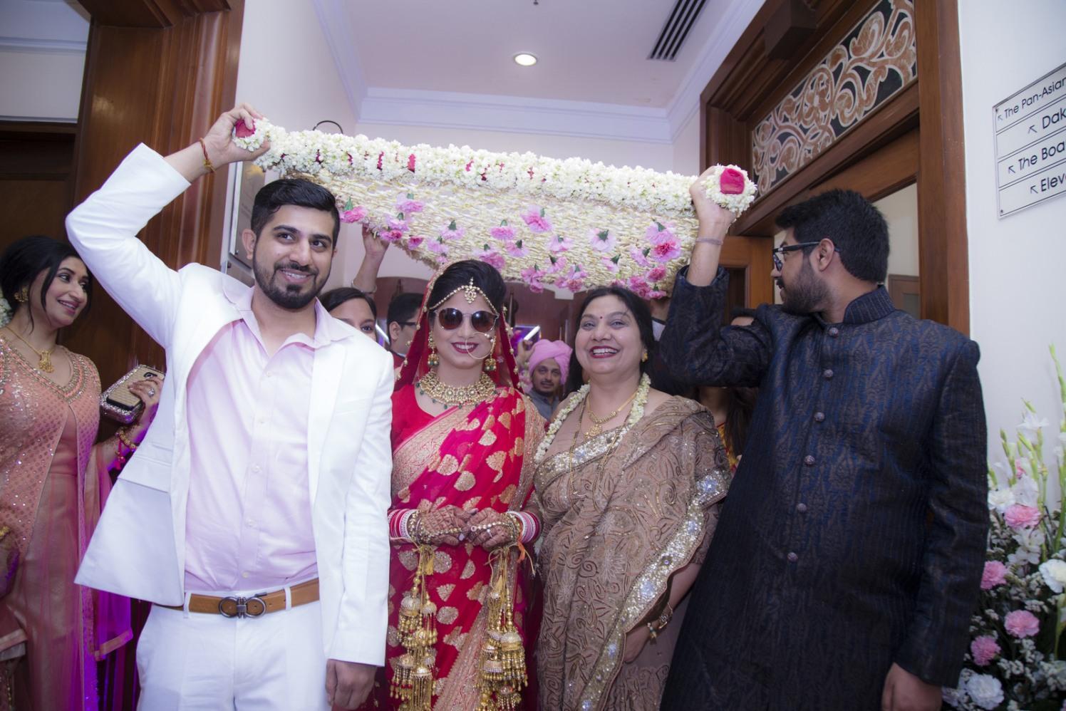 Bold Bridal Look by Arpit Gulati Wedding-photography   Weddings Photos & Ideas