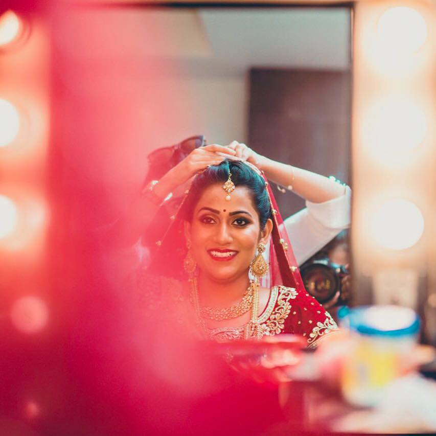 Creation of a bride by Tejasvini Chander Wedding-photography | Weddings Photos & Ideas