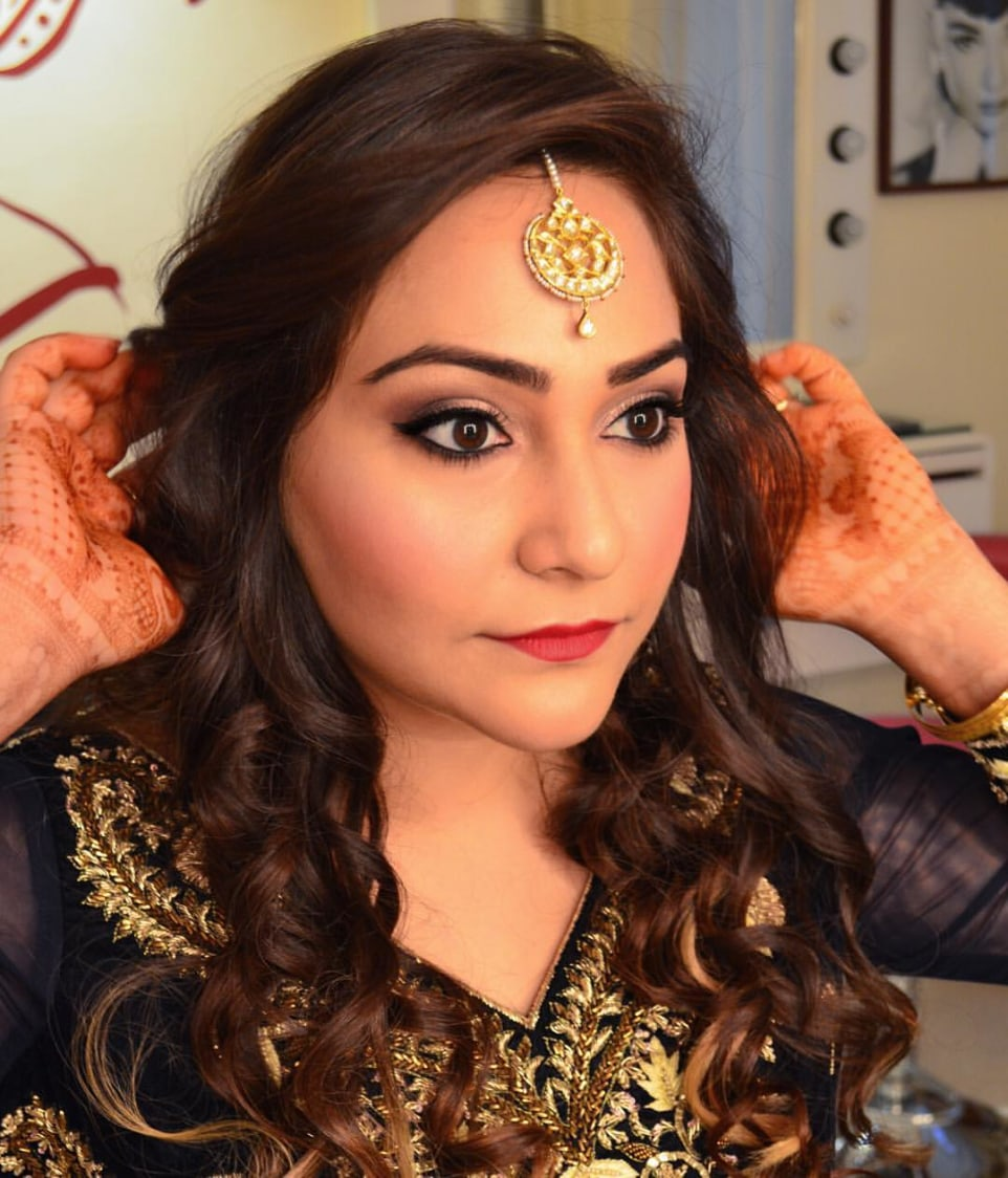 Party Look by Tejasvini Chander Bridal-makeup | Weddings Photos & Ideas