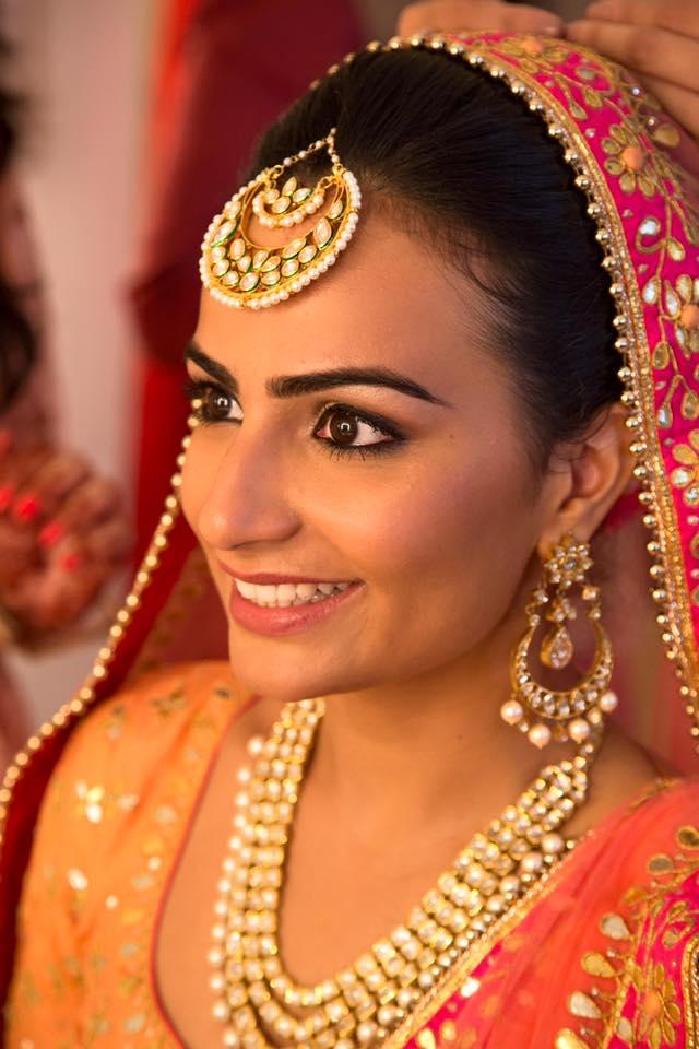 Nude Makeup Look by Tejasvini Chander Bridal-makeup | Weddings Photos & Ideas