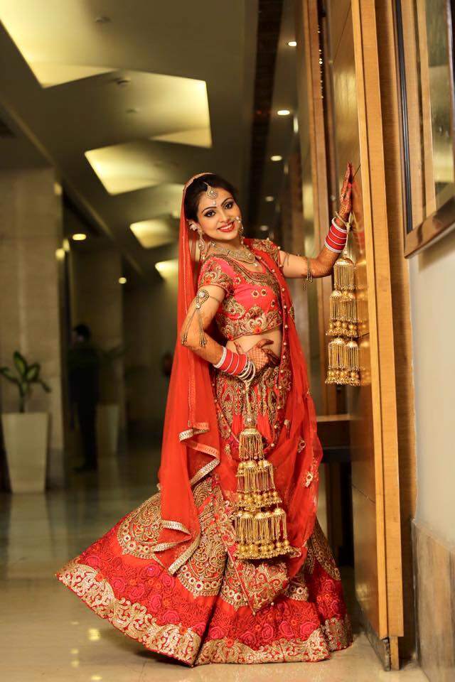 Vibrant Look by Tejasvini Chander Wedding-photography | Weddings Photos & Ideas
