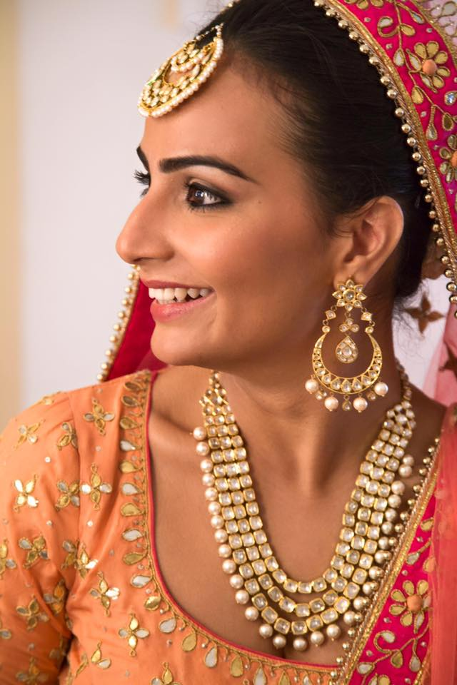 Natural makeup look by Tejasvini Chander Wedding-photography | Weddings Photos & Ideas