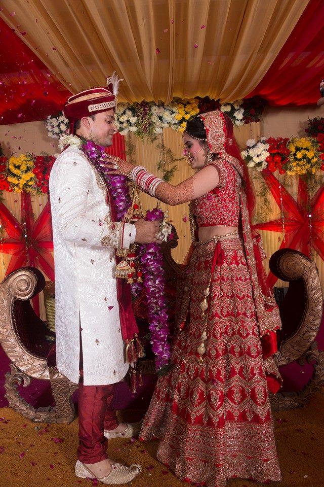 Jaimala Time! by Amish Photography Wedding-photography | Weddings Photos & Ideas