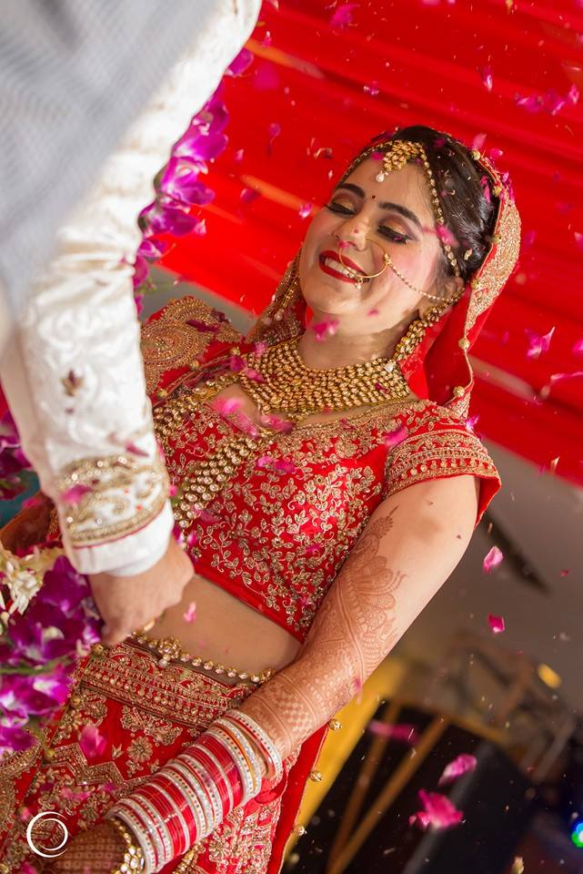 Flawless Smile Captured! by Amish Photography Wedding-photography | Weddings Photos & Ideas